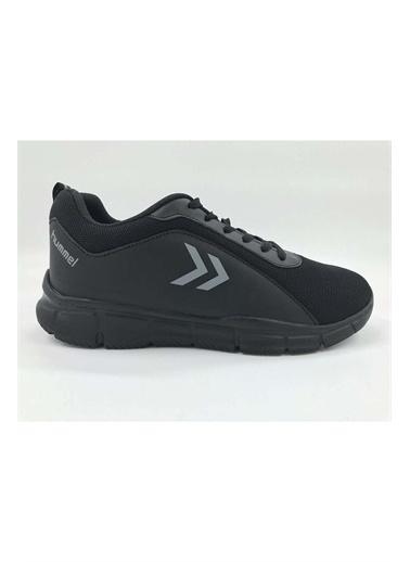 Hummel Unisex Agoptos Sneakers 212151-2001 Siyah